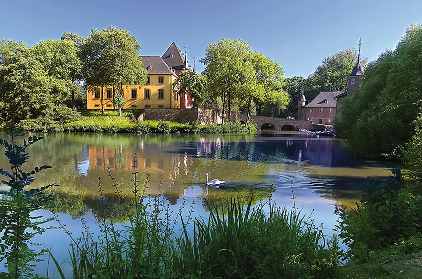 Schloss Burgau Düren landesmusikfest NRW 2022
