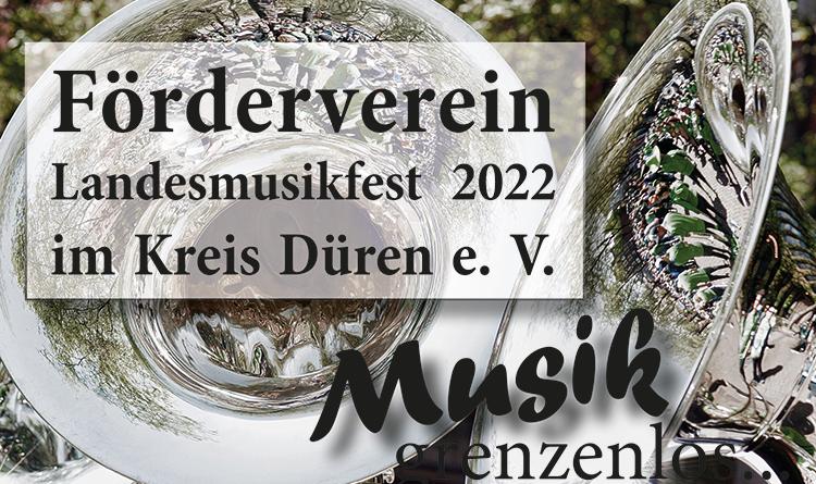 Landesmusikfest NRW 2020 Förderverein Volksmusikerbund NRW