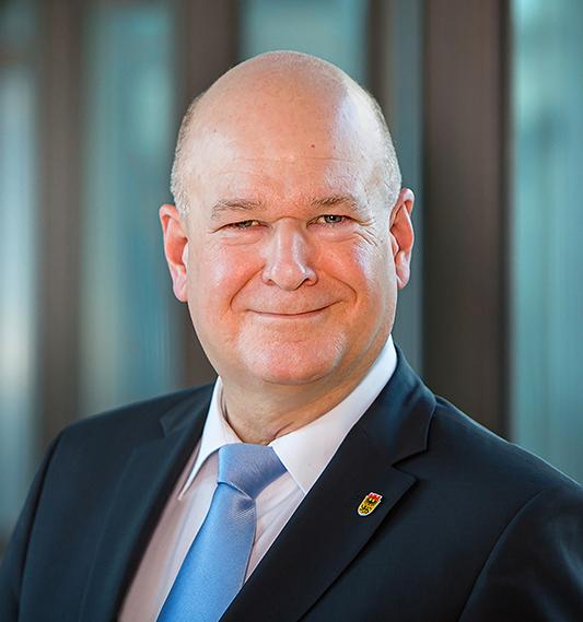 rank Peter Ullrich Bürgermeister Stadt Düren Grußwrt Volksmusikerbund NRW